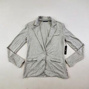 TART Blazer, Color Gray Size S--NWT$68